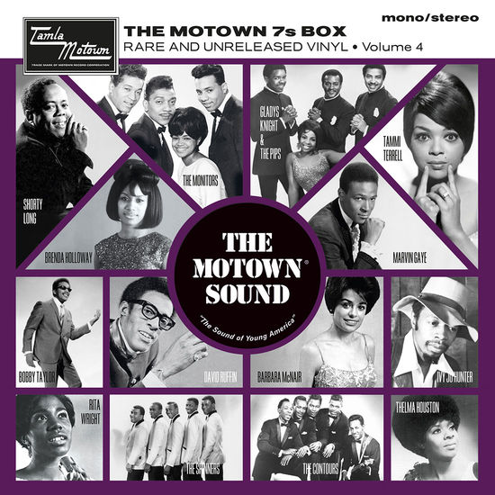 Various Artists: The Motown 7s Vinyl Box Volume 4