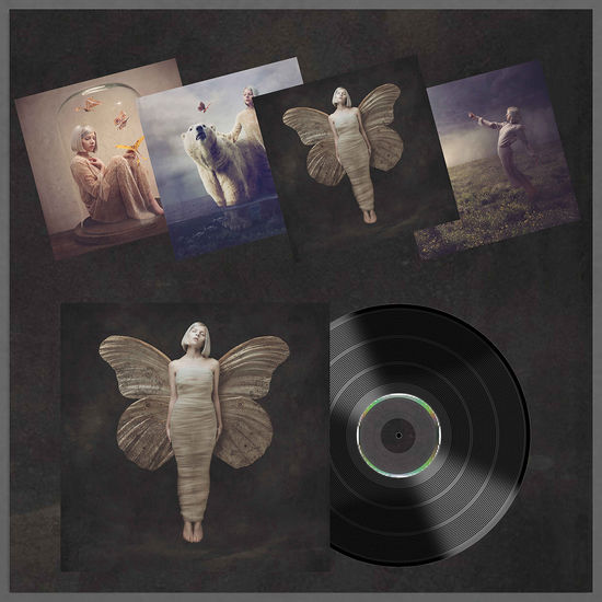 aurora: All My Demons Greeting Me as A Friend LP + Four Artprints