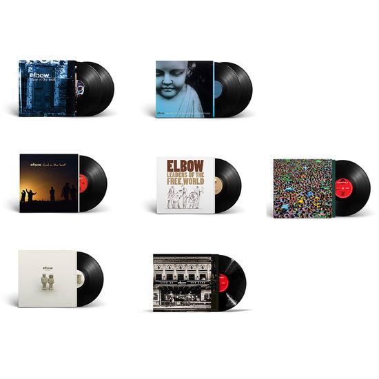 Elbow: The Sound Of Vinyl Elbow Bundle