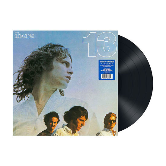 The Doors: 13: Vinyl Reissue