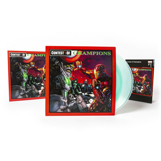 GZA: Liquid Swords: Deluxe Marvel Edition