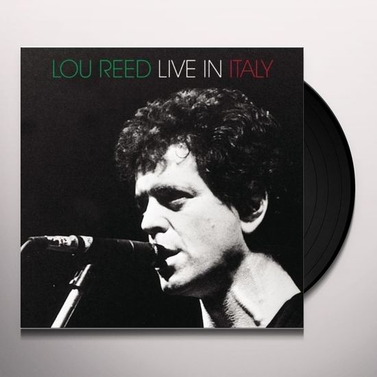 Lou Reed: Live In Italy: Vinyl LP