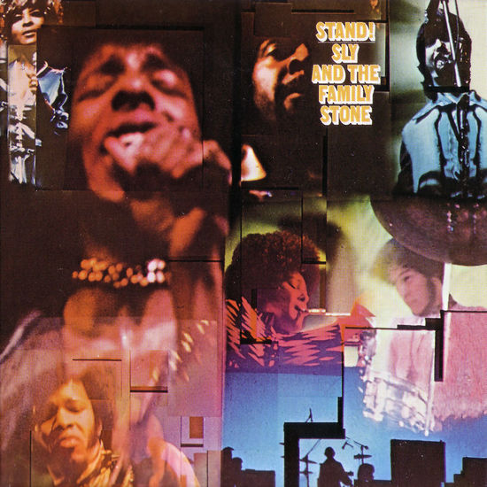 Sly & The Family Stone: Stand!: Vinyl LP