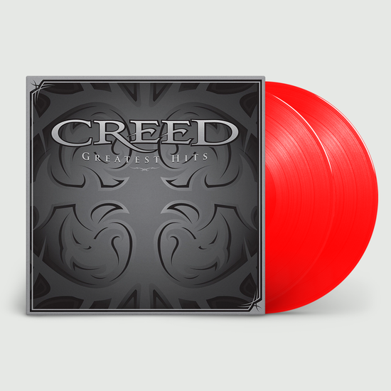 Creed: Greatest Hits: Limited Edition Red Vinyl + Etching