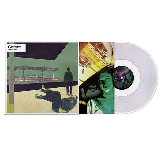 Gomez: Liquid Skin 20th Anniversary Edition: Exclusive Transparent Coloured Vinyl