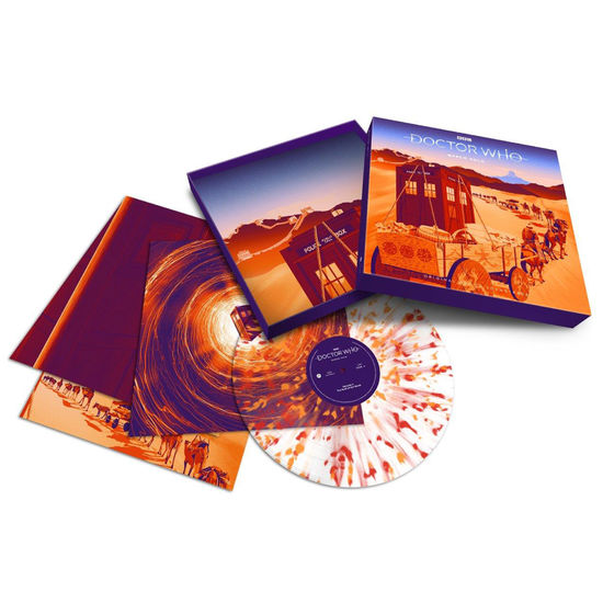 Doctor Who: Marco Polo: Limited Edition Desert Sandstorm Vinyl