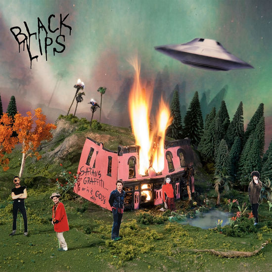 Black Lips: Satan's graffiti or God's art?