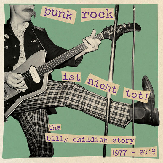 Billy Childish: Punk Rock Ist Nicht Tot Damaged Goods