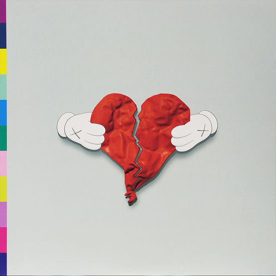 Kanye West: 808's & Heartbreak