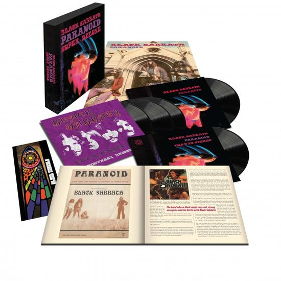Black Sabbath: Paranoid: 50th Anniversary Edition Deluxe Box Set