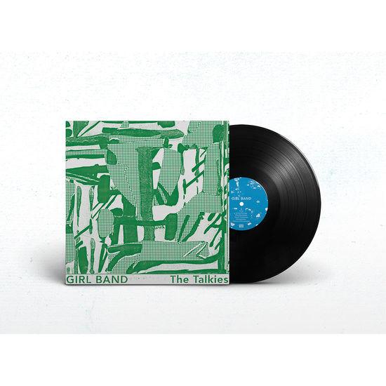 Girl Band: The Talkies: Black Vinyl