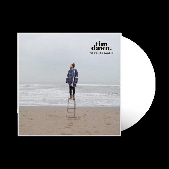 Tim Dawns : Everyday Magic : Limited Edition White Vinyl