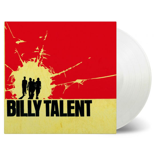 Billy Talent: Billy Talent: Limited Edition Transparent Vinyl