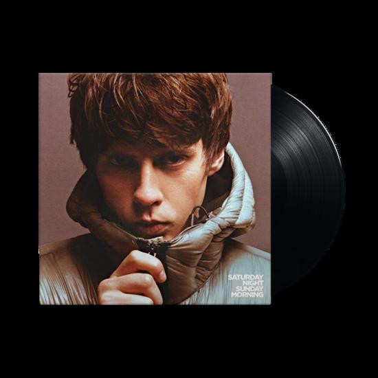 Jake Bugg: Saturday Night, Sunday Morning: Black Vinyl LP