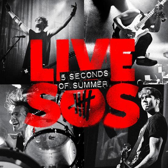 5 Seconds of Summer: LIVESOS CD Album