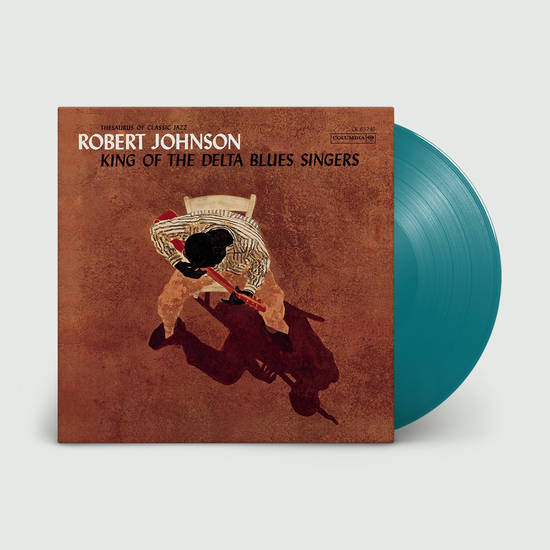 Robert Johnson: King of the Delta Blues Singers: Limited Edition Turquoise Vinyl