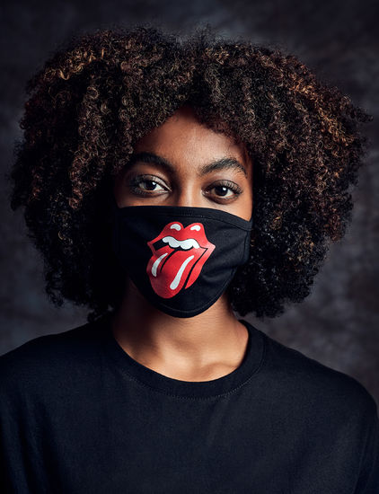 The Rolling Stones: The Rolling Stones Lick Face Mask