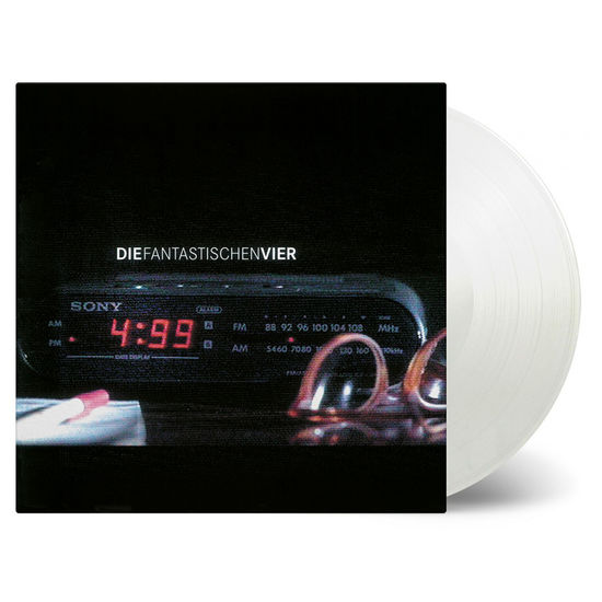 Die Fantastischen Vier: 4:99: Limited Edition Transparent Vinyl