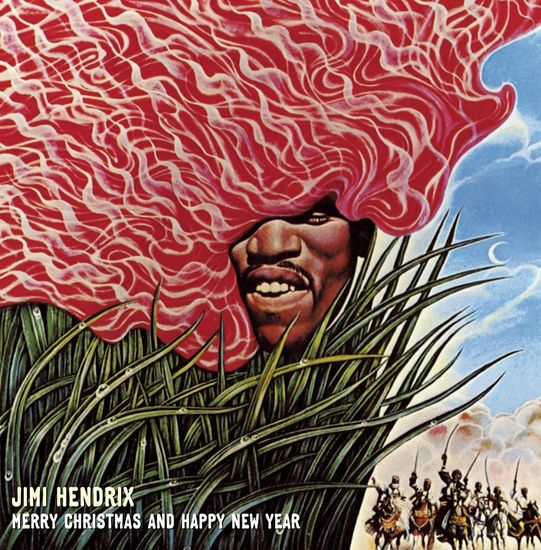 Jimi Hendrix: Merry Christmas And A Happy New Year