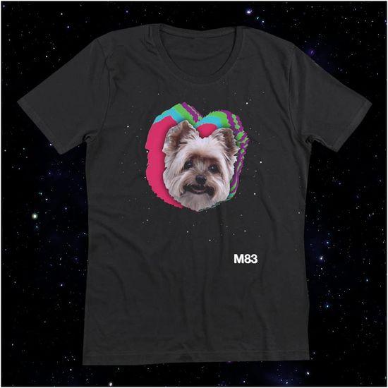 M83: Junk Medium T-Shirt