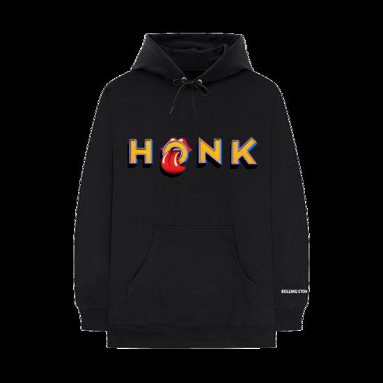 The Rolling Stones: Honk Pullover Black Hoodie