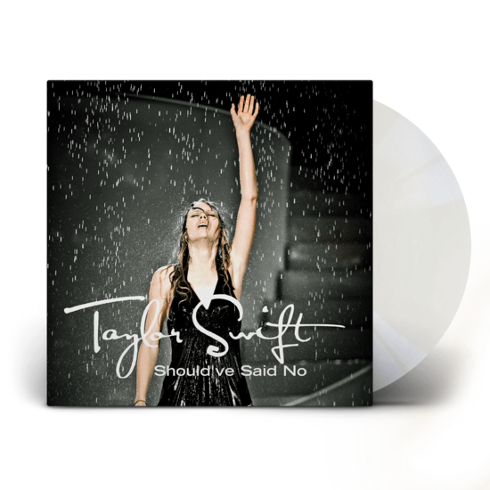 Taylor Swift: Should've Said No: Exclusive White 7