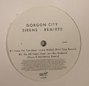 Gorgon  City: Sirens Remixes
