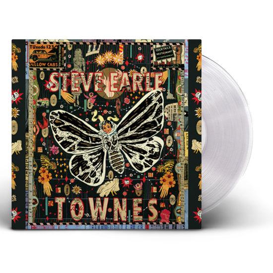 Steve Earle: Townes: Clear Vinyl 2LP