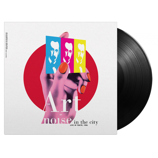 The Art of Noise: Noise In The City, Live In Tokyo 1986