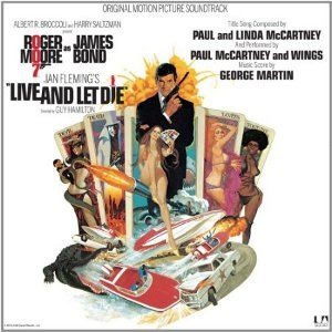 Various Artists: Live and Let Die Soundtrack