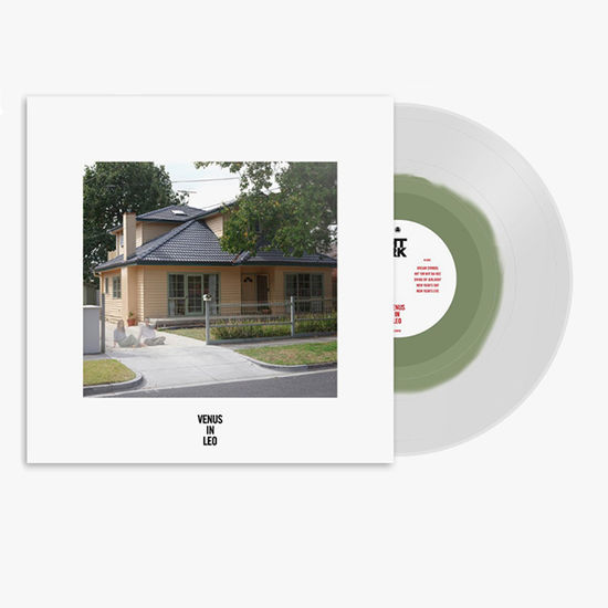 HTRK: Venus In Leo: Limited Edition Clear Vinyl with Sage Centre
