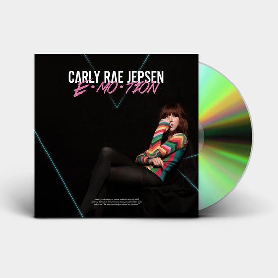 Carly Rae Jepsen.: E.MO.TION Deluxe CD Album