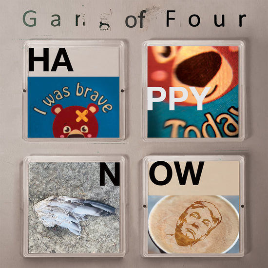 Gang Of Four: Happy Now