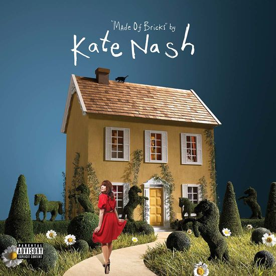 Kate Nash: Made Of Bricks (Black)