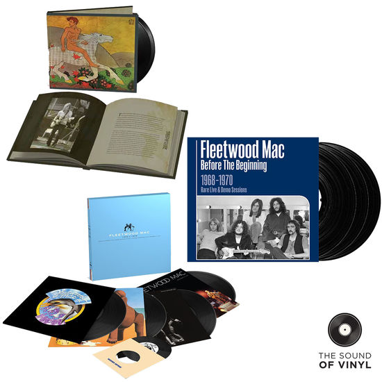 Fleetwood Mac: The Sound Of... Fleetwood Mac: Limited Vinyl Bundle