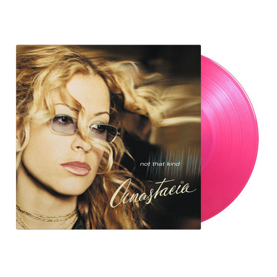 Anastacia: Not That Kind: Limited Edition Translucent Pink Vinyl