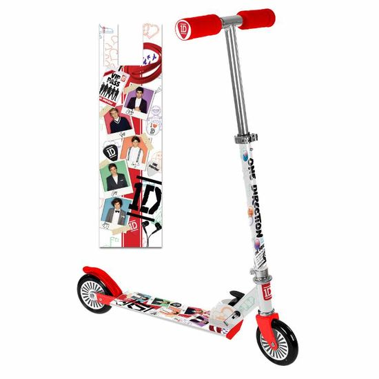 One Direction: One Direction Folding Inline Scooter