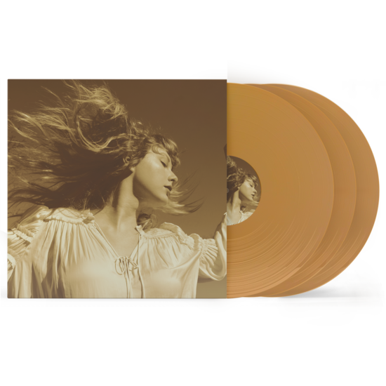 Taylor Swift: Fearless (Taylor's Version) 3LP