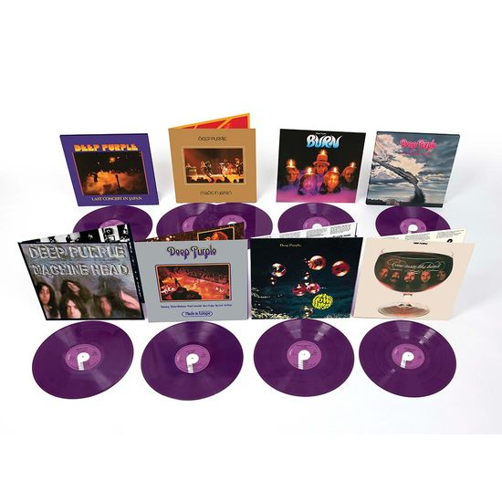 Deep Purple: Deep Purple Colour Vinyl Bundle