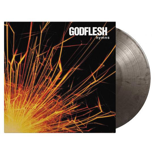 Godflesh: Hymns: Limited Edition Silver + Black Marble Vinyl LP