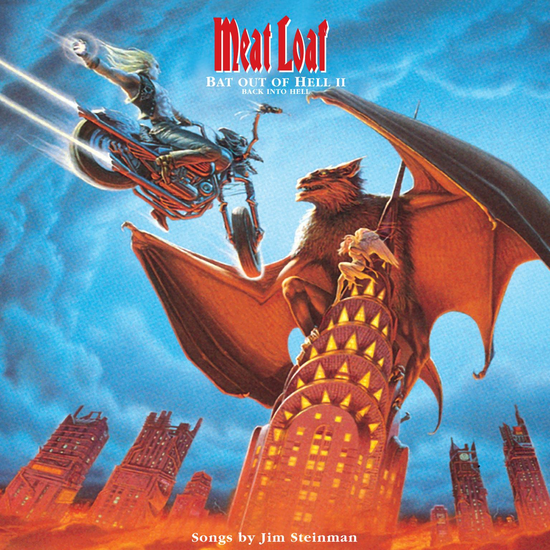 Meat Loaf: Bat Out Of Hell II: Back Into Hell