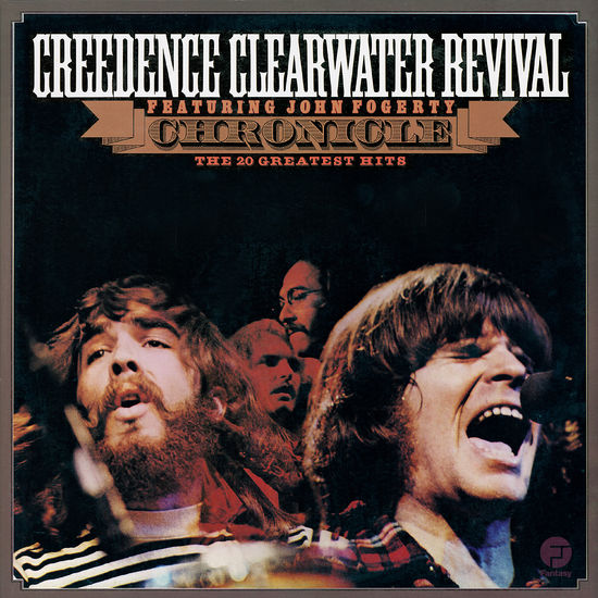 Creedence Clearwater Revival : Chronicle: The 20 Greatest Hits LP