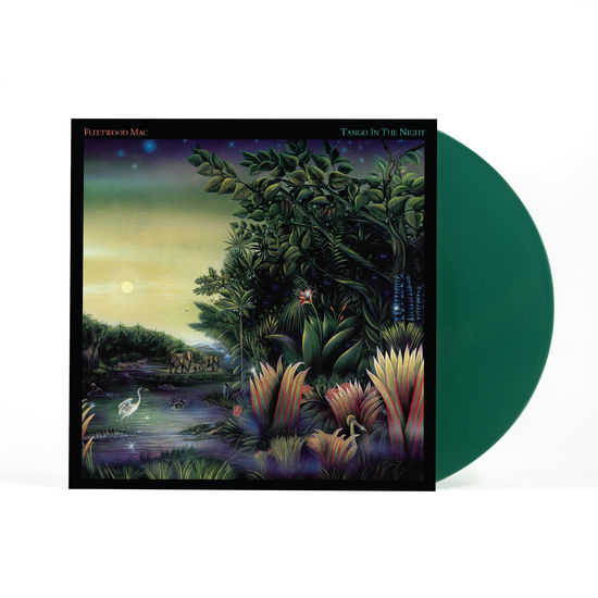 Fleetwood Mac: Tango In The Night: Limited Edition Green Vinyl LP