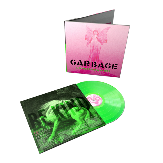 Garbage: No Gods No Masters: Limited Edition Neon Green Vinyl