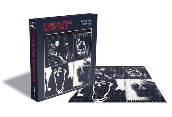 The Rolling Stones: Emotional Rescue Puzzle