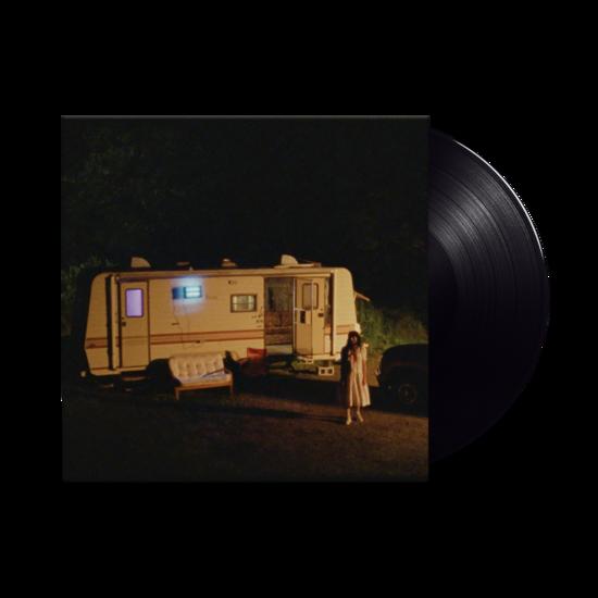 Boy Harsher: The Runner (OST): Black Vinyl LP