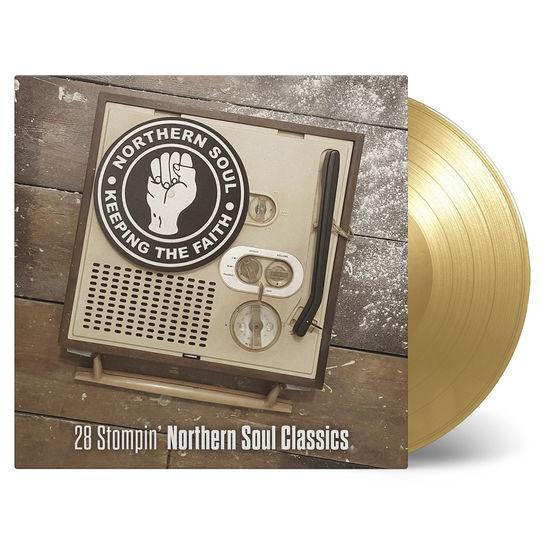 Various Artists: Keeping The Faith: Gold Coloured Double Vinyl