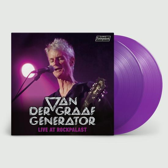 Van Der Graaf Generator: Live At Rockpalast: Limited Edition Triple Purple Vinyl