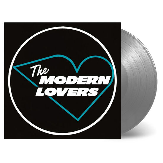 The Modern Lovers: The Modern Lovers: Limited Edition Silver Vinyl