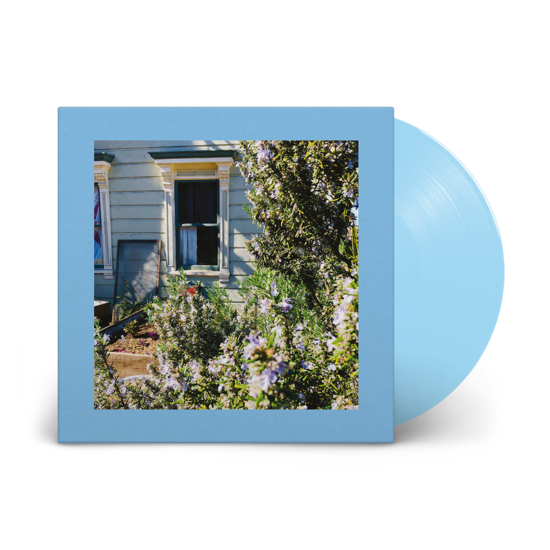 The Reds, Pinks and Purples: Anxiety Art: Limited Edition Pastel Blue Vinyl